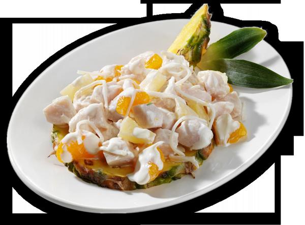 Geflügel-Salat