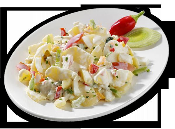 Tessiner Kartoffel-Salat