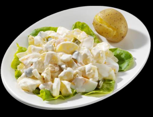 Pellkartoffel – Salat