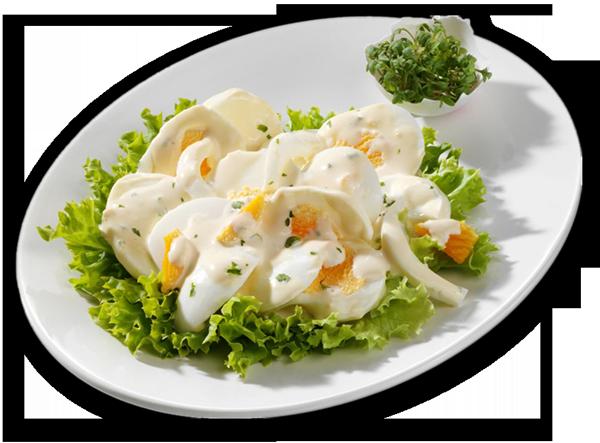 Eier-Salat