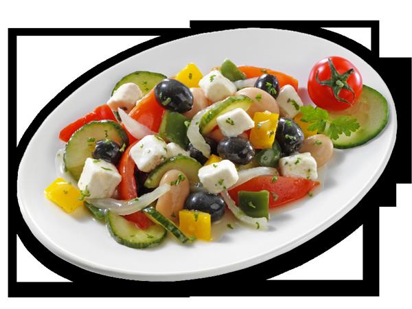 Griechischer Bauern-Salat