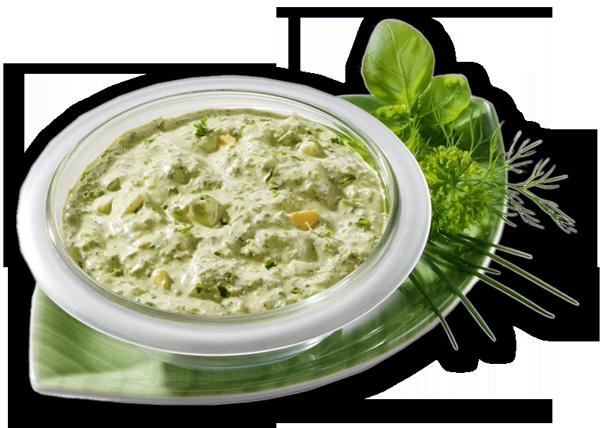 Goethe's Grüne Sauce
