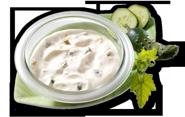 Fleisch-Salat-Grundsauce