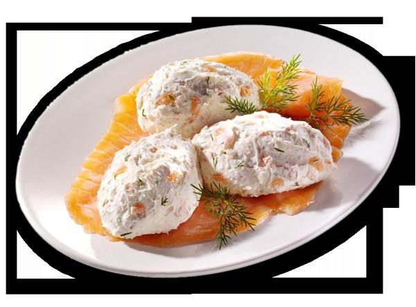 Lachs-Frischkäsecreme