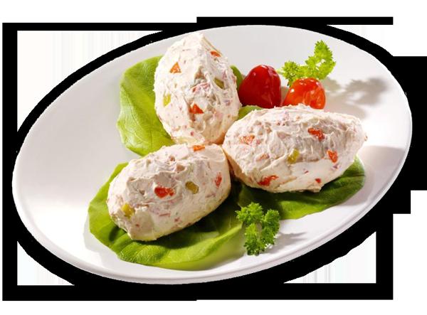 Peppadew-Frischkäsecreme