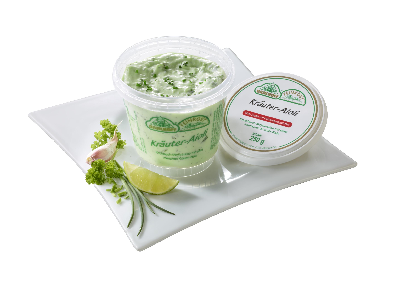 Kräuter - Aioli