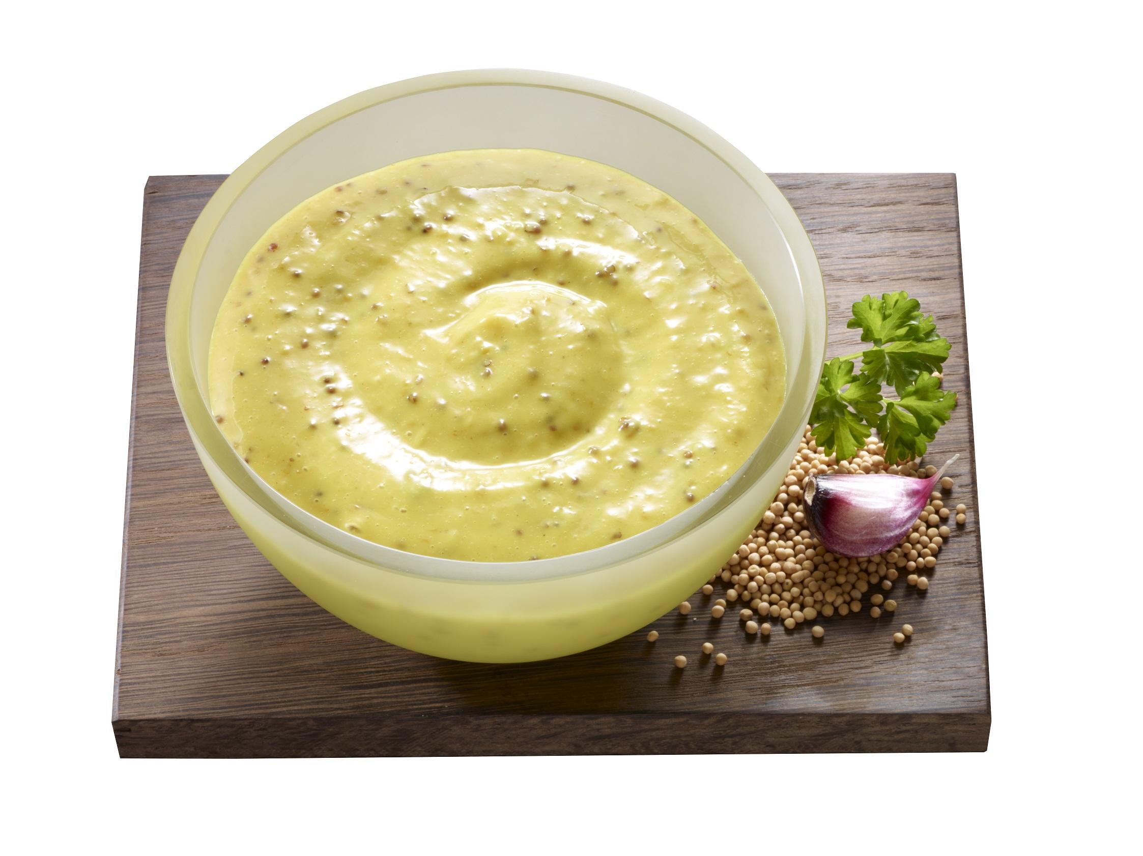 Honig-Senf-Creme